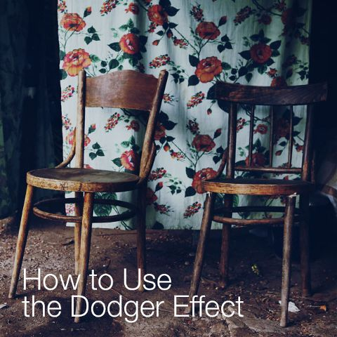 how to use Dodger Effect