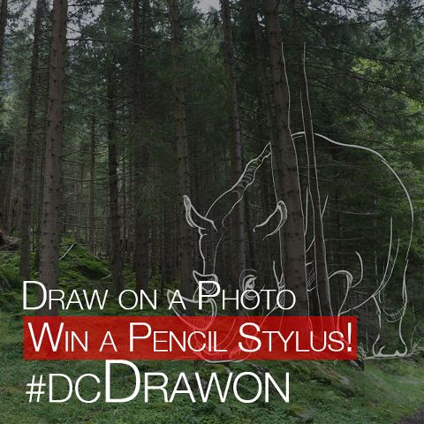 draw on a pictures contest