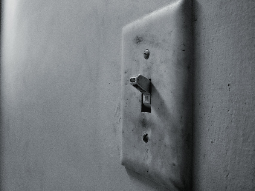 #Night #time #switch #up #thelights #blackandwhite