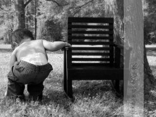 toddler photography blackandwhite