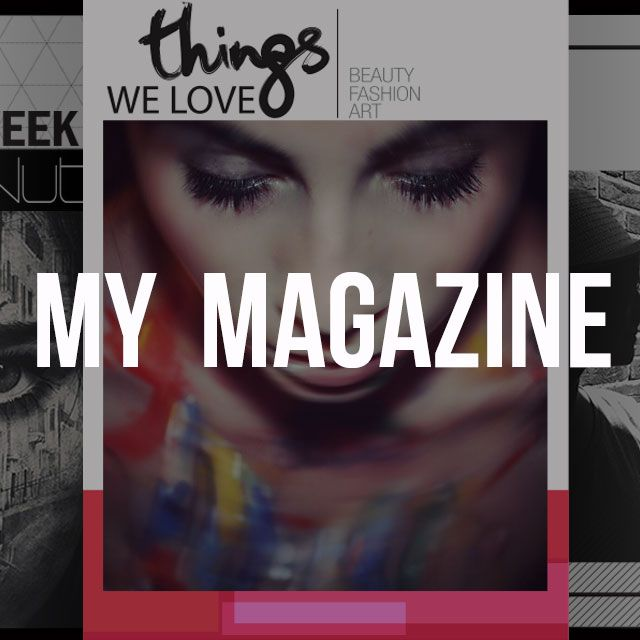 My magazine clipart