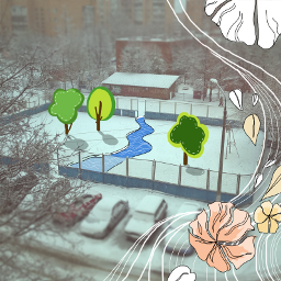drawing sketch createyourreality winter nokialumia