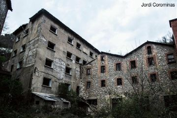 abandoned urban catalonia interesting urbex