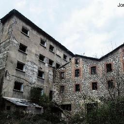 abandoned urban catalonia interesting urbex