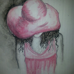 cute drawing people love hatcollection