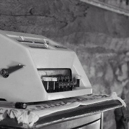 typewriter blackandwhite black white picoftheday