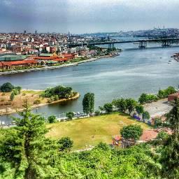 goodmorning gunaydin istanbul spring sea