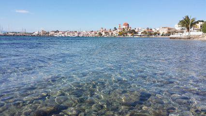 greece holiday beach sea summer