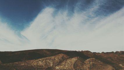 taken desert sun landscape nature