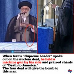 iran deal islam terror