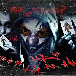 me mask clown jokers leventprincesse