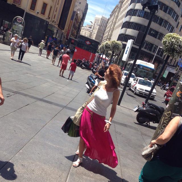 Madrid street..:)))