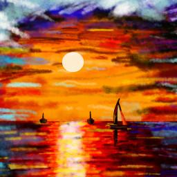 dcfishingweek followforfollowback dchorizon sunset sunrise