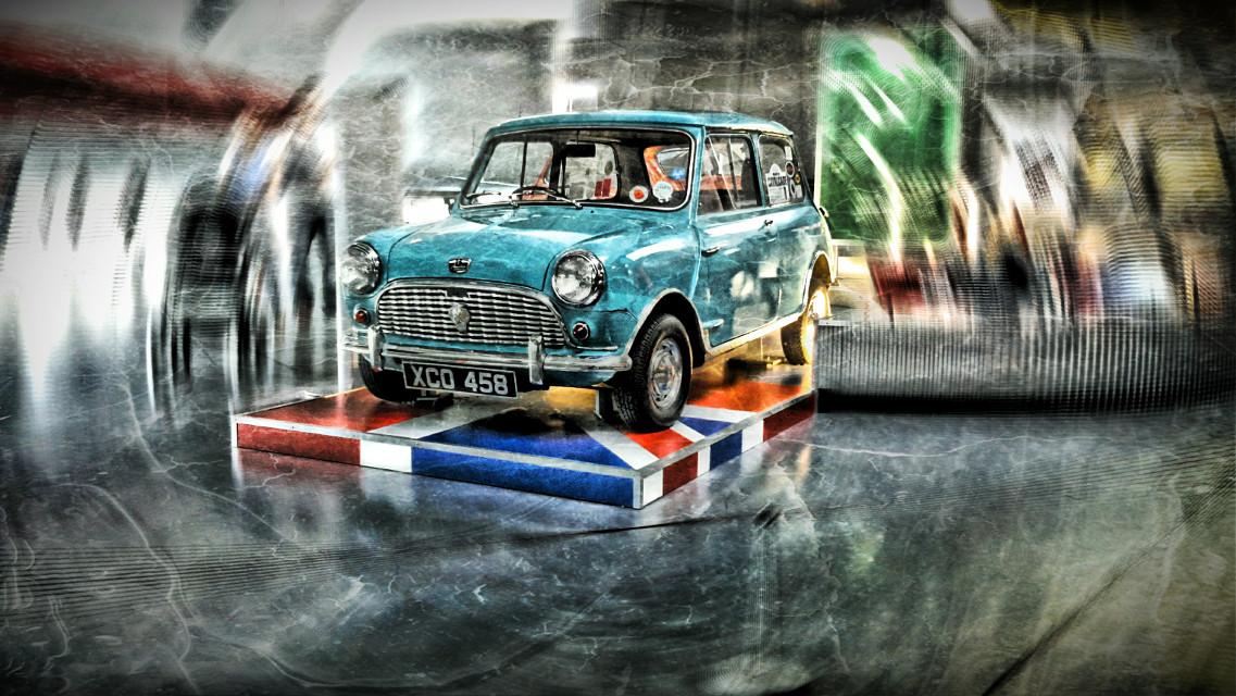 #cars #hdr #photography #vintage #mini #blur
