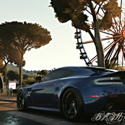 astonmartin coupe forzalife forzahorizon2 forzaworld