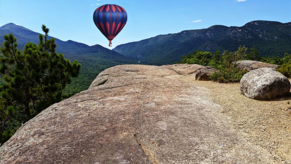 #mountains  #HotAirBalloon