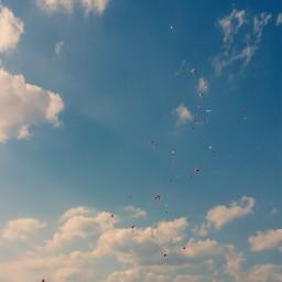 balloon colorsplash emotions love nature