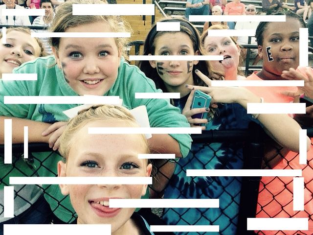 gdphotostrips cheerleader footballgame picswiththem