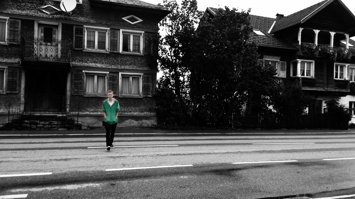 #brother  #Walk #blackandwhite  #summer  #colorsplash  #happy