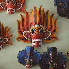 colorcombo fire masks travel sepia