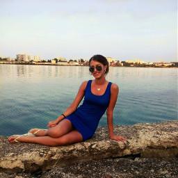 hot blue beach love people