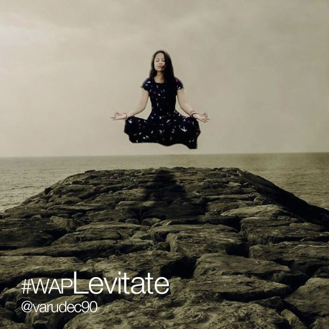 levitation photo editing contest