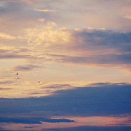 nature sky clouds photography sunset