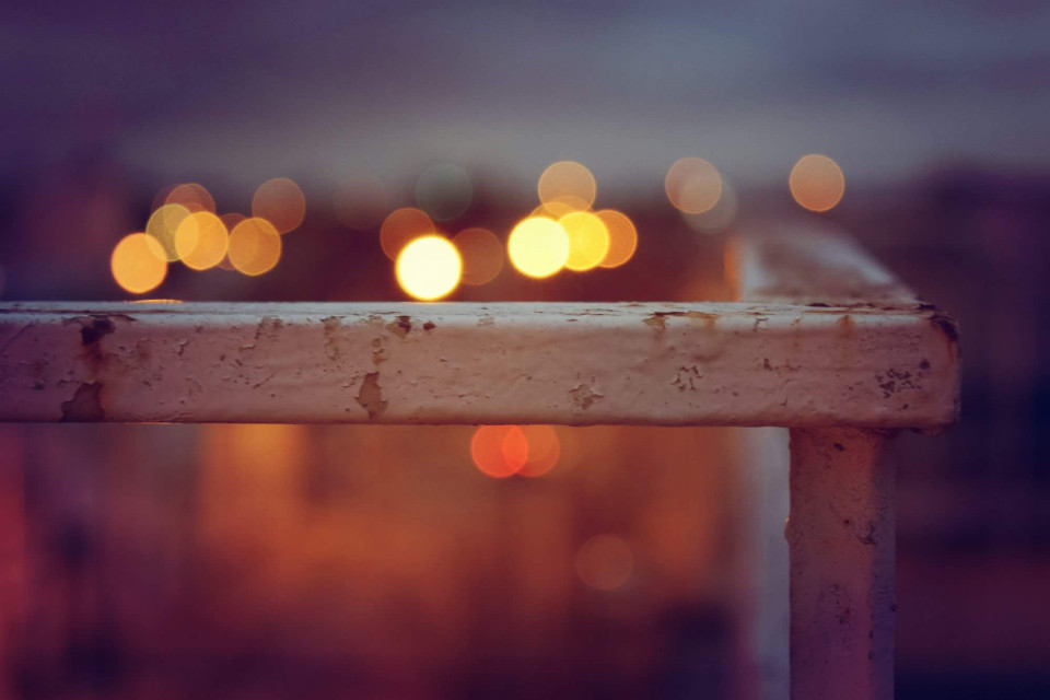 #photography #bokeh  #city