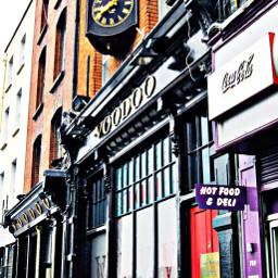 voodoo bar clock coca Dublin Ireland