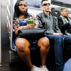 ny new york big apple subway queen